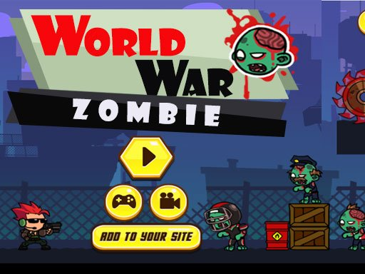 World War Zombie